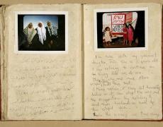 "Gillian Laub<br /> <em>Testimony Journal #12</em>, 2002<br /> Chromogenic prints<br /> 20 x 24""  Edition of 8<br /> 30 x 40""  Edition of 5<br /> 40 x 50""  Edition of 3"