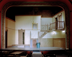 """Corinne May Botz<br /> <em>Atlas Theater, Cheyenne, Wyoming</em>, 2010<br /> All images archival pigment ink prints<br /> 11 x 14""""  Edition of 6 (plus 2 APs)<br /> 30 x 40""""  Edition of 6 (plus 2 APs)<br /> <body id=""""cke_pastebin"""" style=""""position: absolute; top: 8px; width: 1px; height: 1px; overflow-x: hidden; overflow-y: hidden; left: -1000px; """"> </body>"""