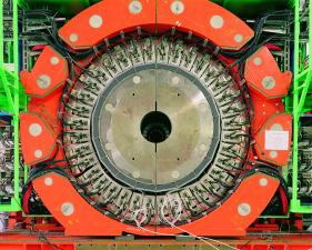 "Simon Norfolk<br /> <em>Large Hadron Collider no. 1, </em>2007<br /> Digital chromogenic prints<br /> 20 x 24""    Edition of 10 (plus 3 APs)<br /> 40 x 50""    Edition of 10 (plus 3 APs)"