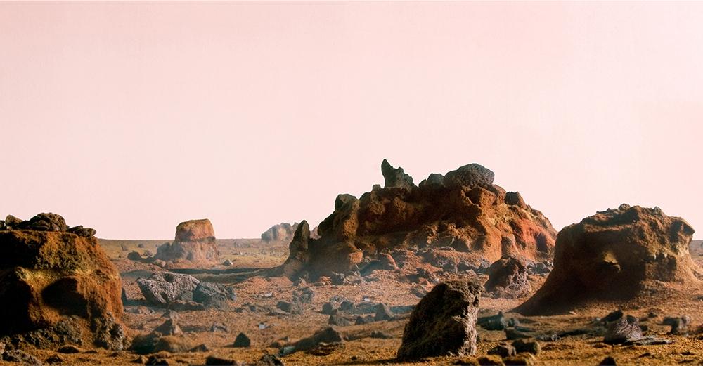 """Matthew Albanese<br /> <em>Paprika Mars</em><br /> Digital C print<br /> 20 x 30"""" Edition of 10<br /> <br />"""