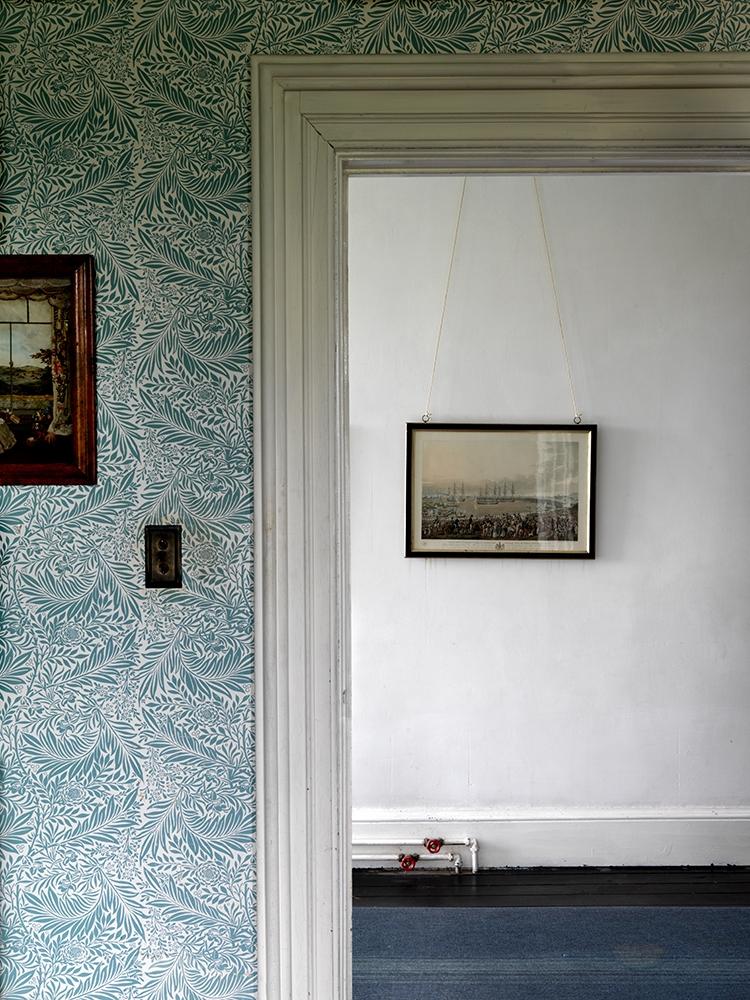 "Simon Brown<br /> <i>View of Corridor Through Doorway, Ireland</i><br /> Lambda photographic prints<br /> 20 x 15""  Edition of 10<br /> 36 x 27""  Edition of 6<br /> 36 x 48""  Edition of 6<br /> 48 x 64""  Edition of 3"