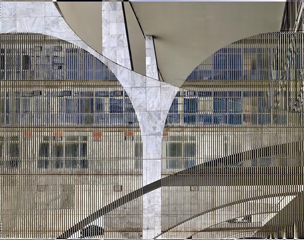 "Stèphane Couturier<br /> <em>Brasil, Planalto no. 2, 2007/2010</em><br /> Chromogenic prints<br /> 39 x 50""  Edition of 5<br /> 63 x 80""  Edition of 5"