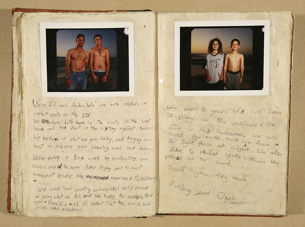 "Gillian Laub<br /> <em>Testimony Journal #10, </em>2002<br /> Chromogenic prints<br /> 20 x 24""  Edition of 8<br /> 30 x 40""  Edition of 5<br /> 40 x 50""  Edition of 3"