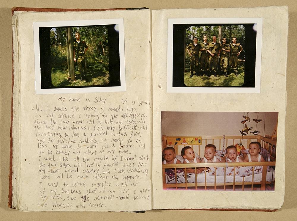 "Gillian Laub<br /> <em>Testimony Journal #8, </em>2002<br /> Chromogenic prints<br /> 20 x 24""  Edition of 8<br /> 30 x 40""  Edition of 5<br /> 40 x 50""  Edition of 3"
