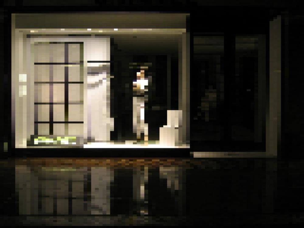 "Jonathan Lewis<br /> <em>Chanel, </em>2009<br /> Chromogenic print<br /> 24 x 32""  Edition of 10"