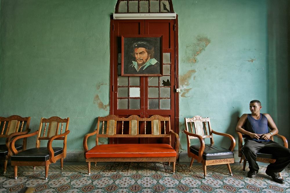 "Jeffrey Milstein<br /> <em>CDR, Cienguegos, Cuba, </em>2004<br /> Archival pigment prints<br /> 16 x 24""  Edition of 15<br /> 22 x 33""  Edition of 5"