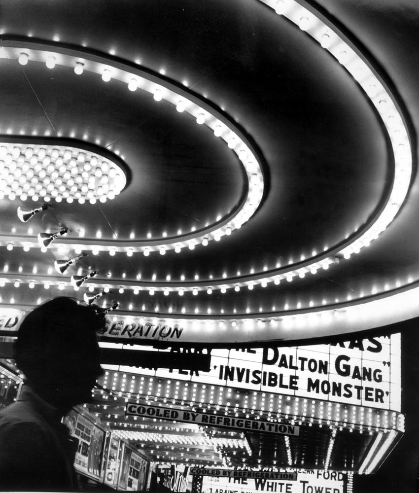 """Benn Mitchell<br /> <em>The Dalton Gang, 1952</em><br /> gelatin silver print<br /> 14 x 11"""" and 20 x 16"""""""
