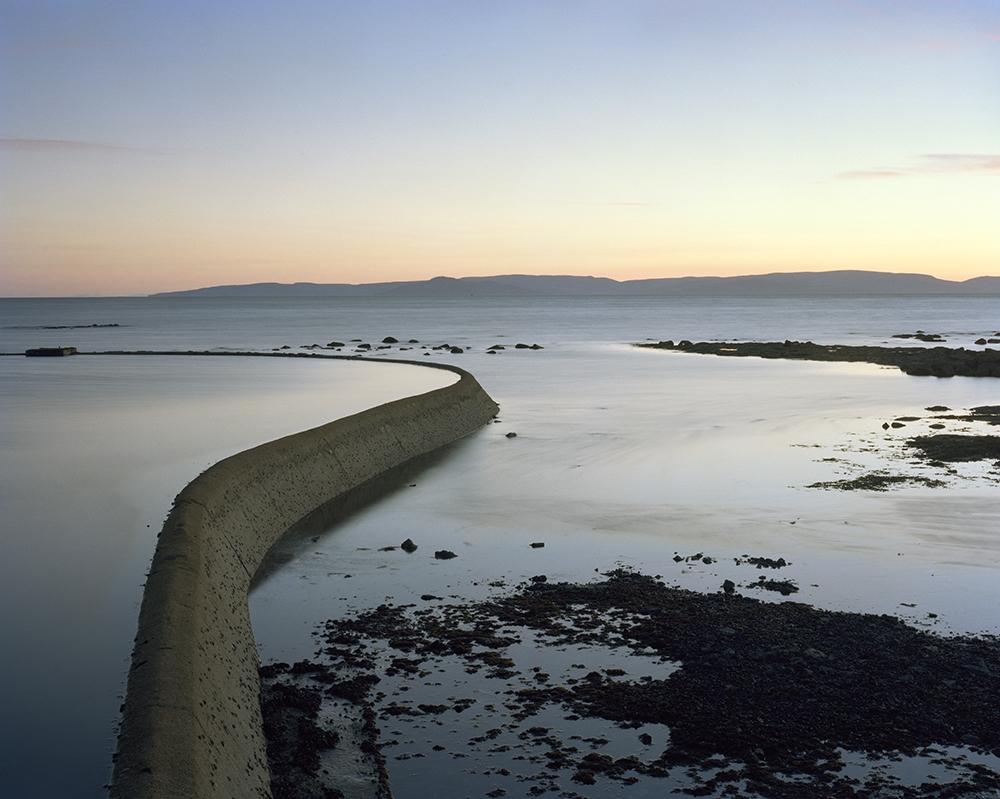 "Simon Norfolk<br /> <em>A Slight Disturbance of the sea, Hebrides Islands, Scotland, </em>2007<br /> Digital chromogenic prints<br /> 20 x 24""  Edition of 10 (plus 3 APs)<br /> 40 x 50""  Edition of 10 (plus 3 APs)"