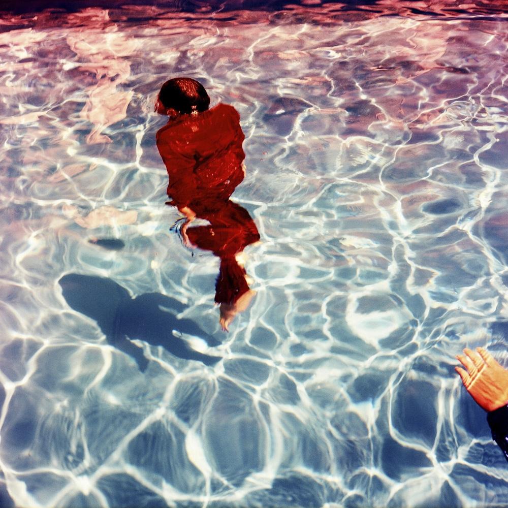 """Karine Laval<br /> <em>Poolscape #59</em>, 2010<br /> Chromogenic print<br /> 20 x 20""""  Edition of 15<br /> 30 x 30""""  Edition of 9<br /> 50 x 50""""  Edition of 5"""