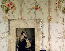 "Simon Brown<br /> <em>Bedroom Mantelpiece Detail, Ireland</em><br /> Lambda photographic prints<br /> 20 x 15""  Edition of 10<br /> 36 x 27""  Edition of 6<br /> 36 x 48""  Edition of 6<br /> 48 x 64""  Edition of 3"
