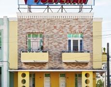 "Jeffrey Milstein<br /> <em>Cuban Five, Cienfuegos, Cuba, </em>2004<br /> Archival pigment prints<br /> 24 x 16""  Edition of 15<br /> 33 x 22""  Edition of 5"