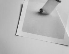 """Delphine Burtin<br /> <em>Untitled, Encouble series</em>, 2013<br /> Archival pigment print<br /> 12 x 8.5""""  Edition of 10 (plus 2 APs)"""