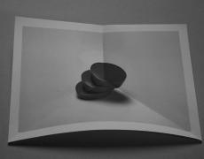 """Delphine Burtin<br /> <em>Untitled, Encouble series</em>, 2013<br /> Archival pigment print<br /> 16.8125 x 23.5625""""  Edition of 10 (plus 2 APs)"""