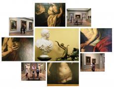 "Doug Hall<br /> <em>The Museum – Arrangement #5, </em>2014<br /> Digital C-Prints<br /> 46 x 60""  Edition of 6"