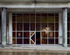 """Jeffrey Milstein<br /> <em>Havana Centro #4, Havana, Cuba, </em>2004<br /> Archival pigment prints<br /> 16 x 24""""  Edition of 15<br /> 22 x 33""""  Edition of 5"""