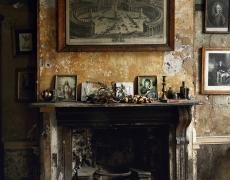 "Simon Brown<br /> <em>Kitchen Fireplace, Ireland</em><br /> Lambda photographic prints<br /> 20 x 15""  Edition of 10<br /> 36 x 27""  Edition of 6<br /> 36 x 48""  Edition of 6<br /> 48 x 64""  Edition of 3"