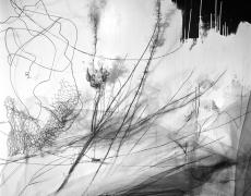 "Lauren Semivan<br /> <em>Pendulum</em>, 2015<br /> Archival ink print<br /> 24 x 30""  Edition of 10<br /> 40 x 50""  Edition of 5"