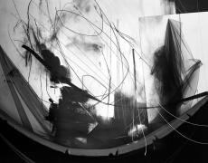 "Lauren Semivan<br /> <em>Untitled, April,</em>2016<br /> Archival ink print<br /> 24 x 30""  Edition of 10<br /> 40 x 50""  Edition of 5"