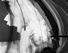 """Lauren Semivan<br /> <em>Velvet,</em>2015<br /> Archival ink print<br /> 24 x 30""""  Edition of 10<br /> 40 x 50""""  Edition of 5"""