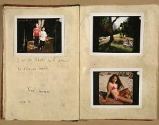 "Gillian Laub<br /> <i>Testimony Journal #5, </i>2002<br /> Chromogenic prints<br /> 20 x 24""  Edition of 8<br /> 30 x 40""  Edition of 5<br /> 40 x 50""  Edition of 3"