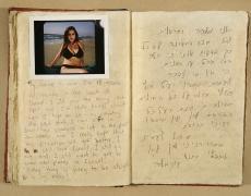 "Gillian Laub<br /> <i>Testimony Journal #9, </i>2002<br /> Chromogenic prints<br /> 20 x 24""  Edition of 8<br /> 30 x 40""  Edition of 5<br /> 40 x 50""  Edition of 3"