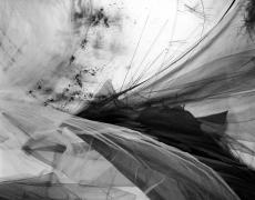 "Lauren Semivan<br /> <em>Lining 2,</em>2016<br /> Archival ink print<br /> 24 x 30""  Edition of 10<br /> 40 x 50""  Edition of 5"
