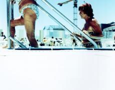 "Karine Laval<br /> <em>Untitled #2, Barcelona, Spain</em>, 2002<br /> Chromogenic print<br /> 20 x 20""  Edition of 15<br /> 30 x 30""  Edition of 9"