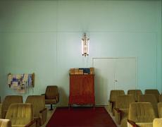 "Jeffrey Milstein<br /> <em>Centro Hebreo Sefaradi #1, Havana, Cuba, </em>2009<br /> Archival pigment prints<br /> 30 x 40""  Edition of 8<br /> 42 x 56""  Edition of 5"