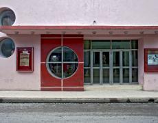 """Jeffrey Milstein<br /> <em>Movie Theatre, Camagüey, Cuba, </em>2005<br /> Archival pigment prints<br /> 22 x 33""""  Edition of 5"""