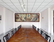 "Jeffrey Milstein<br /> <em>Museum of the Revolution #1, Havana, Cuba, </em>2004<br /> Archival pigment prints<br /> 16 x 24""  Edition of 15<br /> 22 x 33""  Edition of 5"