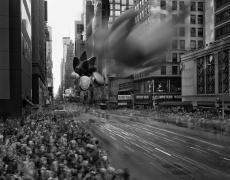 "Matthew Pillsbury<br /> <em>Macy's Thanksgiving Day Parade, New York City, </em>2011<br /> Archival pigment ink prints<br /> 13 x 19"" Edition of 20<br /> 30 x 40"" Edition of 10<br /> 50 x 60"" Edition of 3"