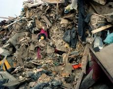 "Susannah Ray<br /> <em>Riis Park Debris Dump, November</em>, 2012<br /> Digital C-Prints<br /> 24 x 30""  Edition of 10<br /> 40 x 50""  Edition of 5"