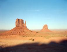 """Richard Renaldi<br /> <em>Monument Valley, Utah, </em>2010<br /> Archival pigment prints<br /> 30 x 36""""  Edition of 4 (plus 2 APs)<br /> 49 x 59""""  Edition of 3 (plus 2 APs)<br />"""