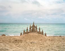 """Richard Renaldi<br /> <em>Castle, Miami, Florida</em>, 2011<br /> Archival pigment prints<br /> 30 x 36""""  Edition of 4 (plus 2 APs)<br /> 49 x 59""""  Edition of 3 (plus 2 APs)<br />"""