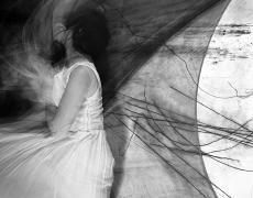 "Lauren Semivan<br /> <em>Echo, </em>2013<br /> Archival ink prints<br /> 30 x 24""  Edition of 10<br /> 50 x 40""  Edition of 5"