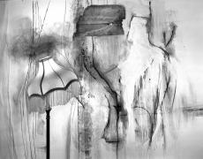 """Lauren Semivan<br /> <em>Low Tide, </em>2012<br /> Archival ink prints<br /> 24 x 30""""  Edition of 10<br /> 40 x 50""""  Edition of 5"""