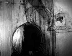 "Lauren Semivan<br /> <em>Mirror, </em>2010<br /> Archival ink prints<br /> 24 x 30""  Edition of 10<br /> 40 x 50""  Edition of 5"