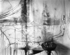 """Lauren Semivan<br /> <em>Untitled (Bones), </em>2012<br /> Archival ink prints<br /> 24 x 30""""  Edition of 10<br /> 40 x 50""""  Edition of 5"""