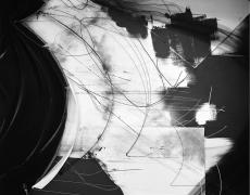 """Lauren Semivan<br /> <em>Tide,</em>2016<br /> Archival ink print<br /> 24 x 30""""  Edition of 10<br /> 40 x 50""""  Edition of 5"""