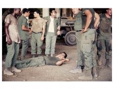 "The Family Acid<br /> <em>Saigon,Vietnam, January 1968</em><br /> Archival pigment ink prints<br /> 16 x 20""  Edition of 8"
